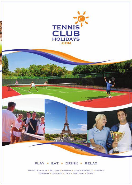 Tennis Brochure 2015 - Tennis Club Holidays UK & EU