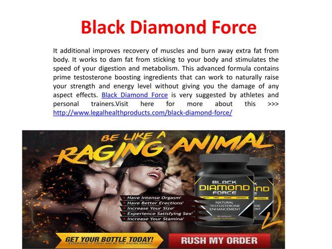 Black Diamond Force
