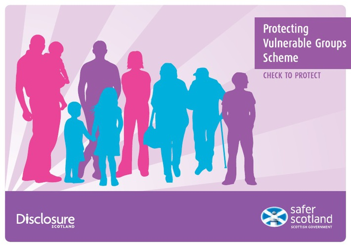 PVG-Protecting Vulnerable Groups Information