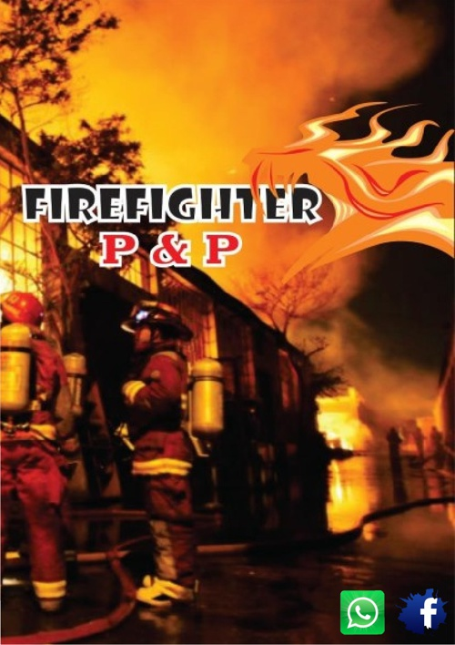Catalogo Firefighter P&P 2013