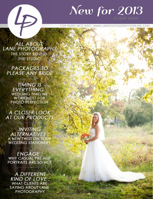Lane Photography | Bride Magazine