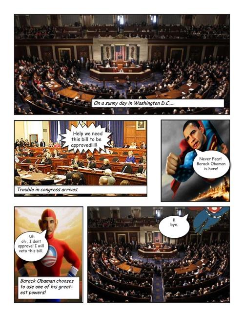 The Adventures of Barack Obaman and Biden Boy
