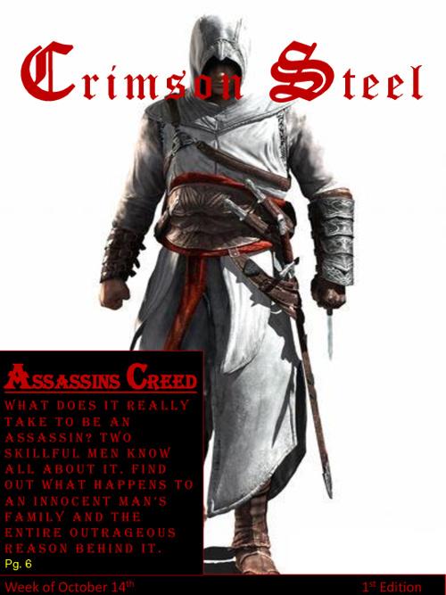 Crimson Steel