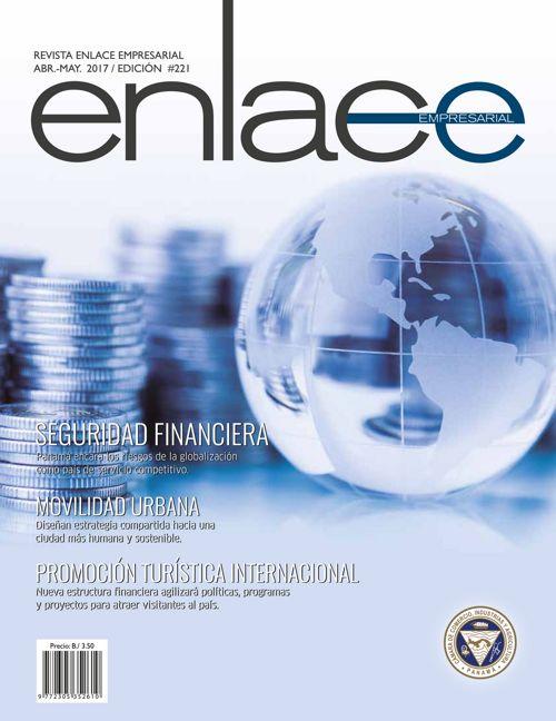 Revista Enlace Empresarial N°221