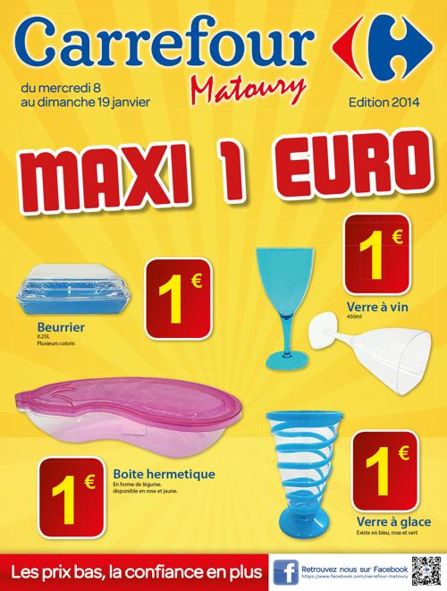Catalogue maxi 1euros