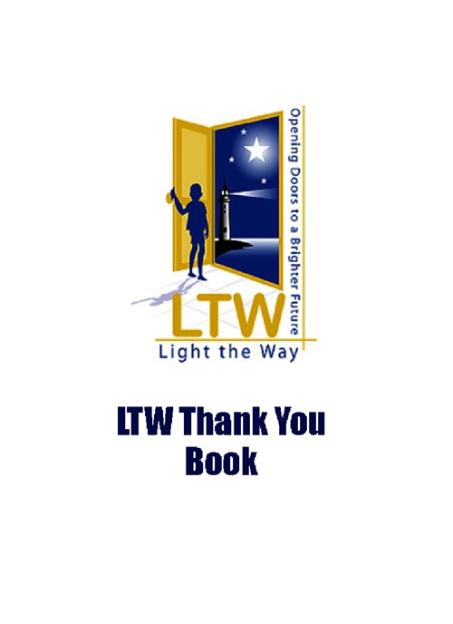 LTW Thank You Book