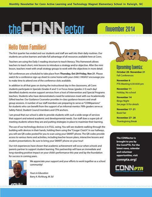 CONNector November 2014