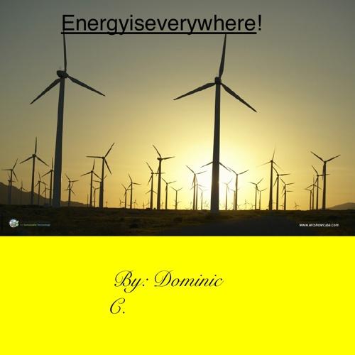 Boles energy is everywhere D C