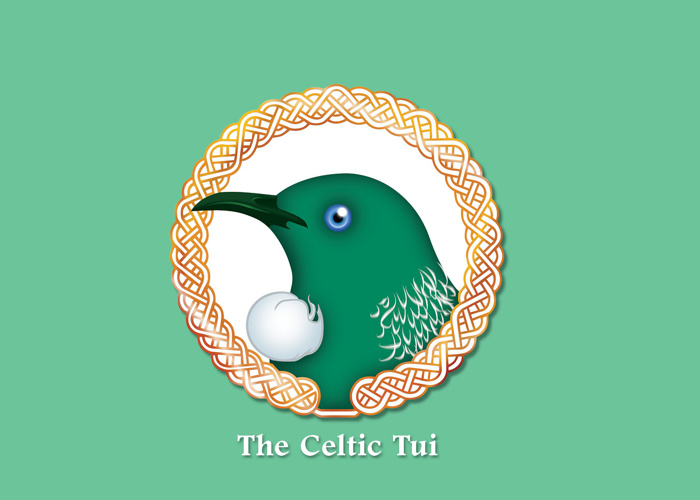 Copy of Celtic Tui hardcover product book