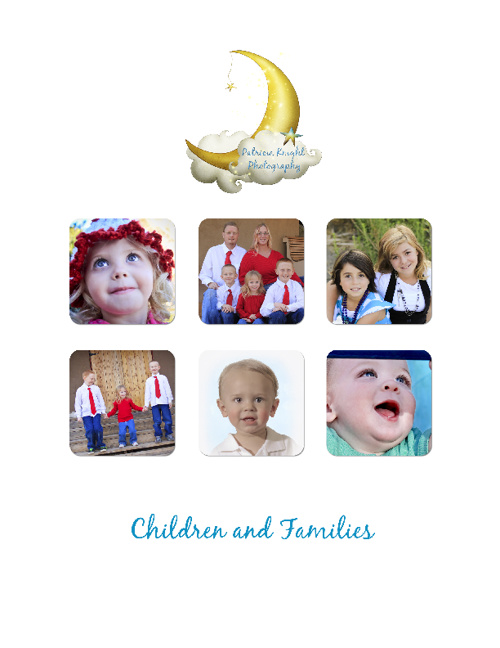 Children & Families Booklet