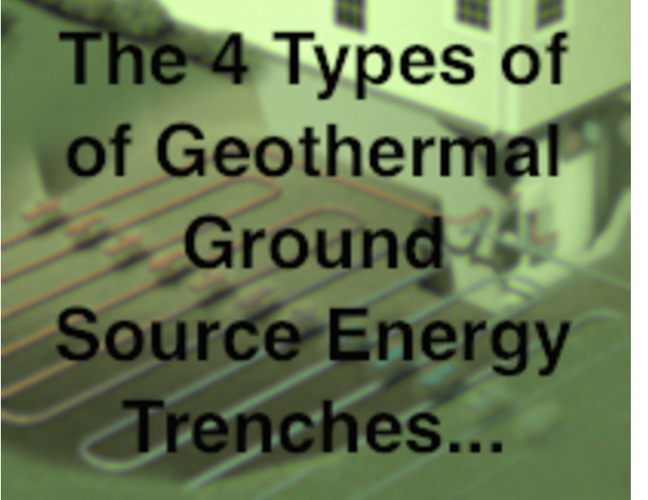 Ground Source Energy