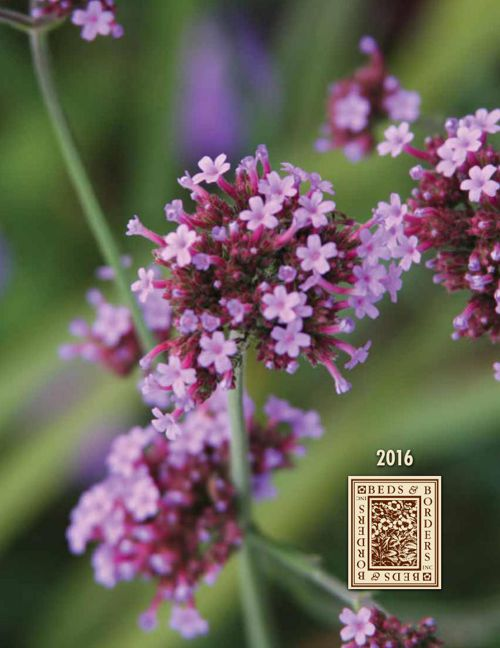 Beds & Borders Catalog 2016