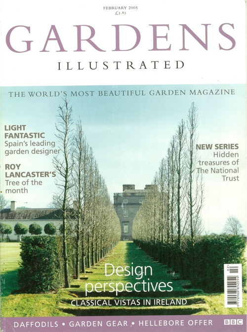 Gardens Illustrated 2005
