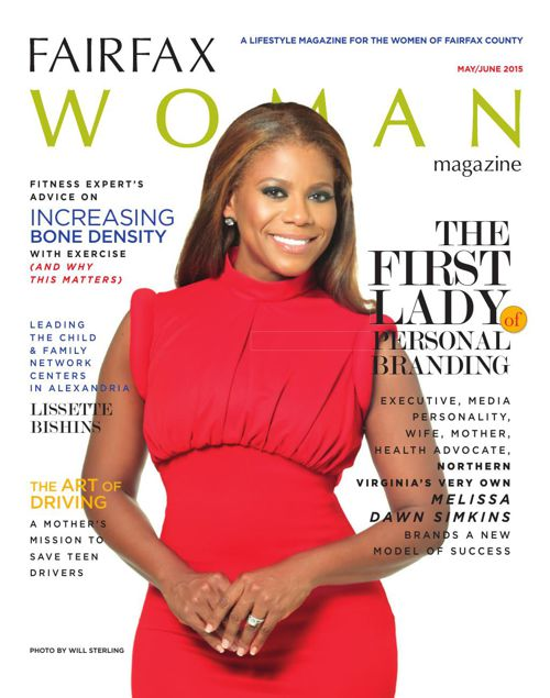 Fairfax Woman magazine May/June 2015