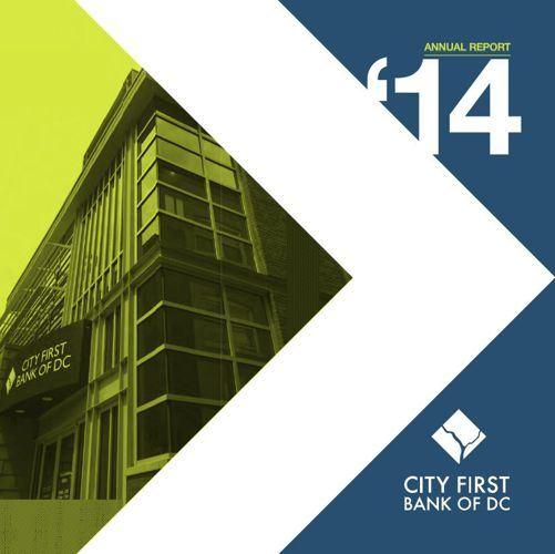 City First Bank of DC 2014 Annual Report