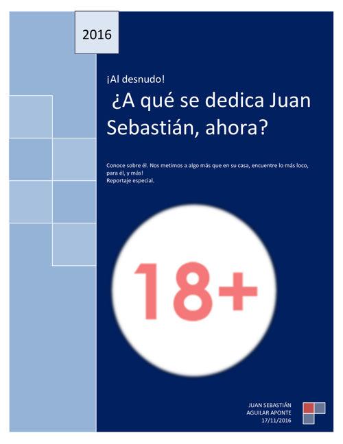 Autobiografia Juan Sebastián