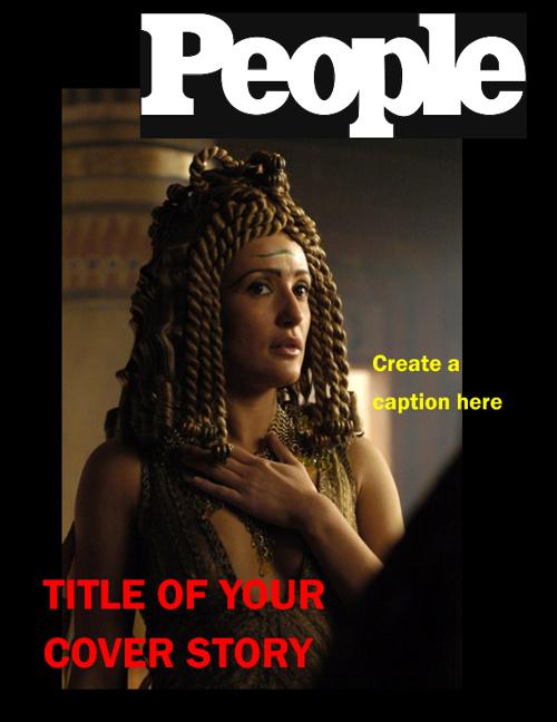 Cleopatra Draft - Gruebl, Isabella