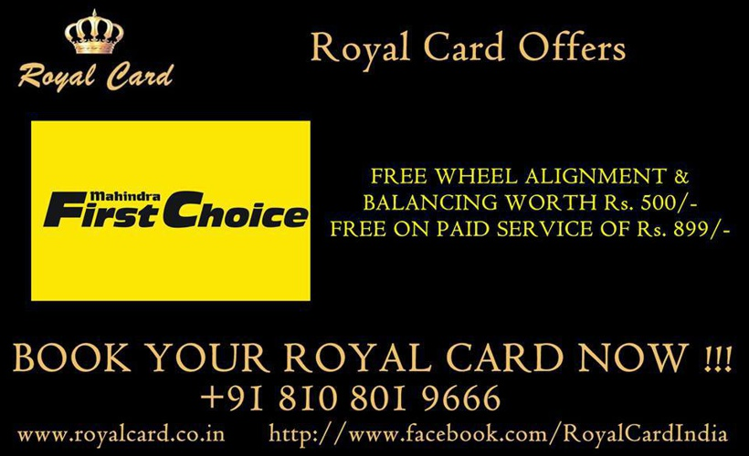 Royal Card Offers