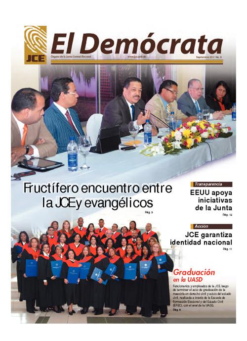 El Demócrata - Edición 8