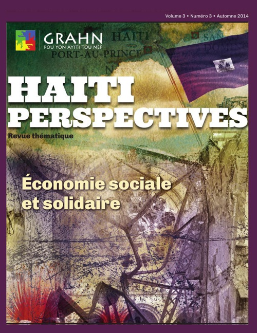 Haiti Perspectives Vol 3 No 3