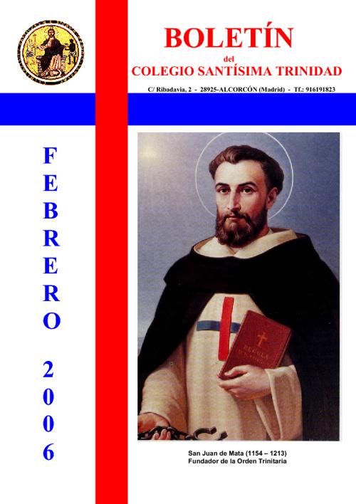 Revista Trinitarios 2006