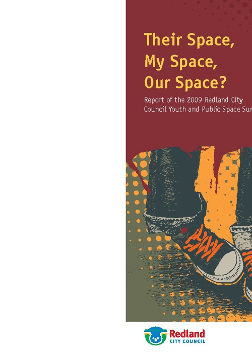 Their Space, My Space, Our Space? - RCC Report