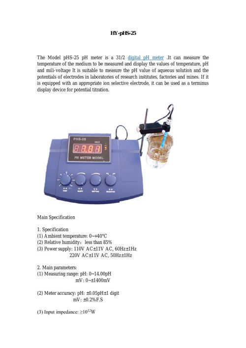 HY-pHS-25
