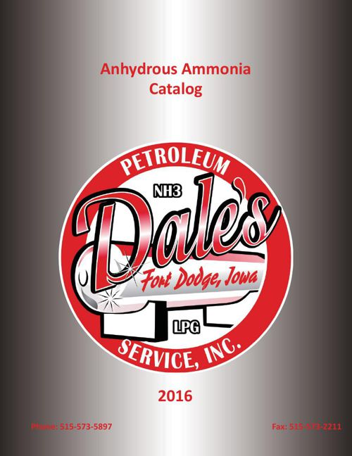 Dale's Catalog