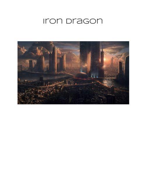 Iron Dragon - Christian