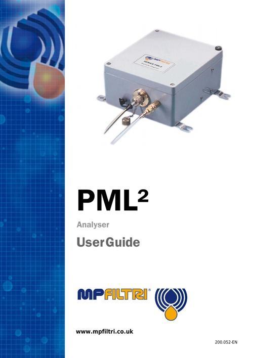 PML2 User Guide (PC Control)