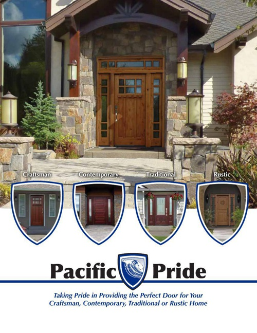 Pacific Pride Doors Brochure