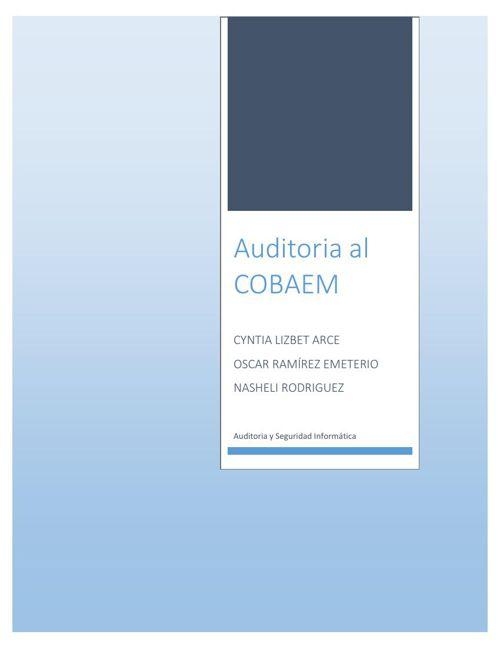 Proyecto-Auditoria