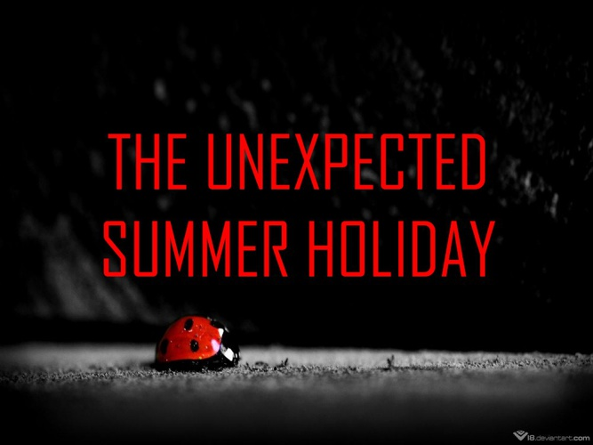 THE UNEXPECTED SUMMER HOLIDAY