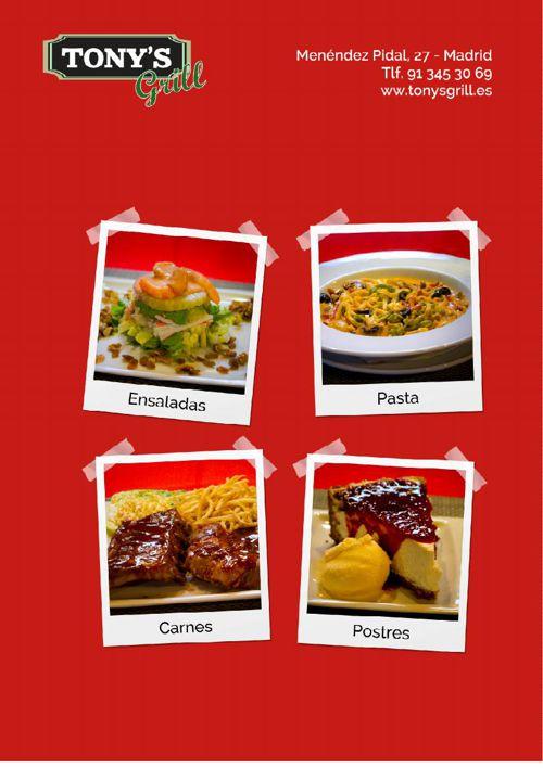 Restaurante Tony's Grill