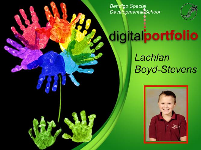 Lachlan's Portfolio