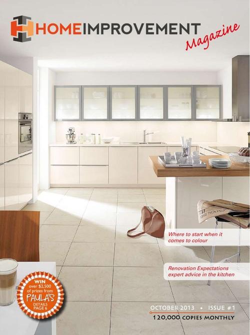 Home Improvement Magazine Issue #1