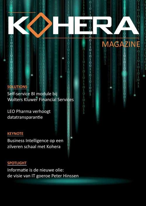 Kohera Magazine 1