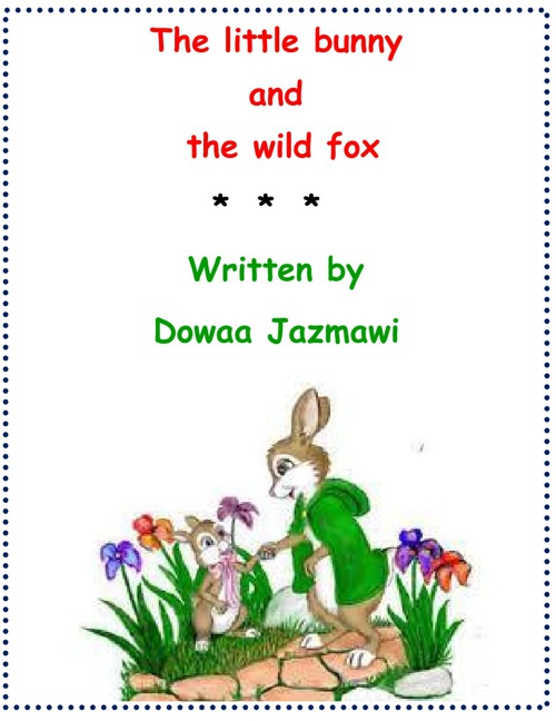The little bunny and the wild fox