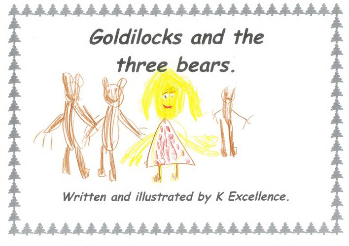 Goldilocks and the 3 bears - according to KE