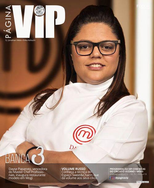 Leia ONLINE o caderno Página VIP de 09/02