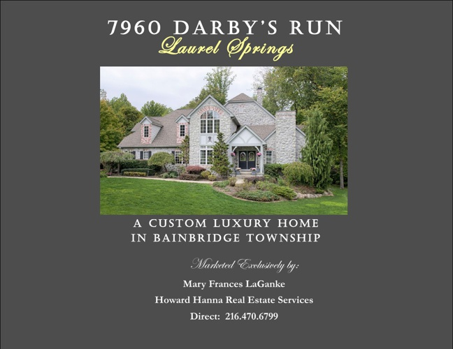 Don't Miss Out on This Special Laurel Springs Home!