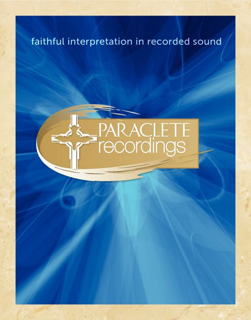 Paraclete Recordings Catalogue
