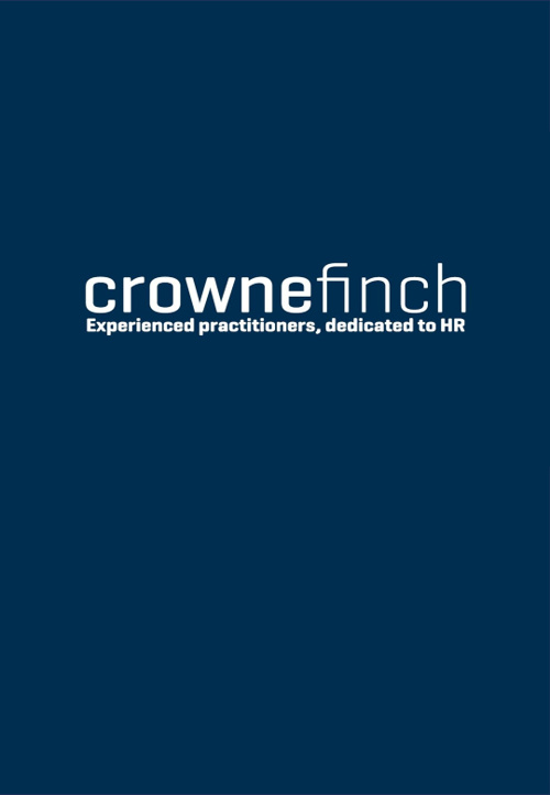 The Crowne Finch HR Value Chain