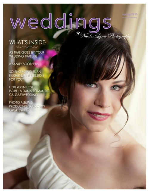 Spring 2013 Edition of Weddings