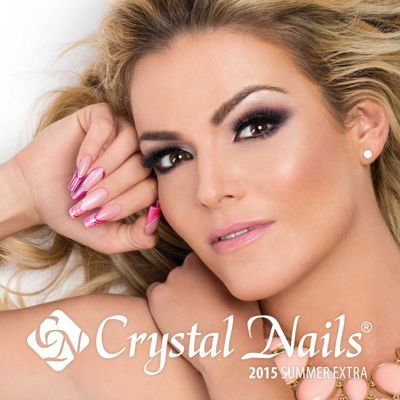 CRYSTAL NAILS  Summer Extra 2015