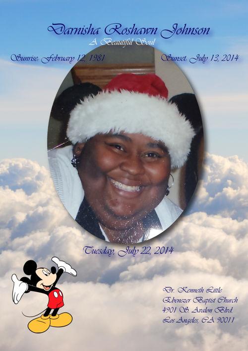 Nisha's Obituary
