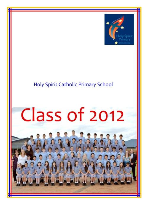 Year 6 2012