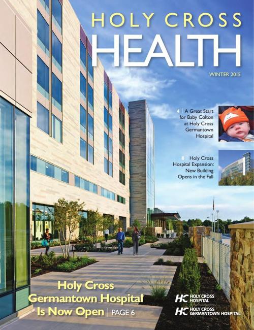 Holy Cross Health Winter 2014