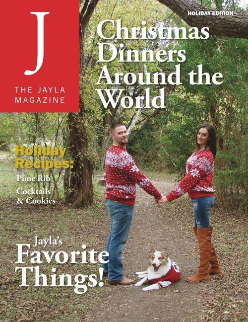 The Jayla Magazine - Holiday Edition
