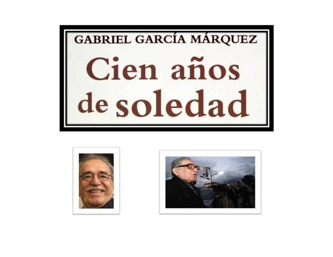 CIEN AÑOS DE SOLEDAD - ANÁLISIS